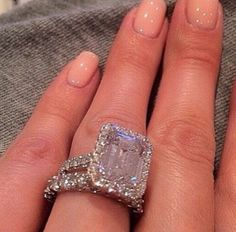 # midasbondijunction Emerald  Cut Engagement ring