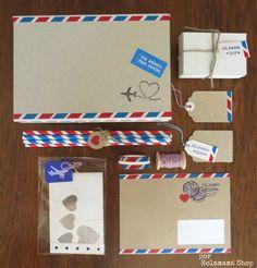 air mail kit