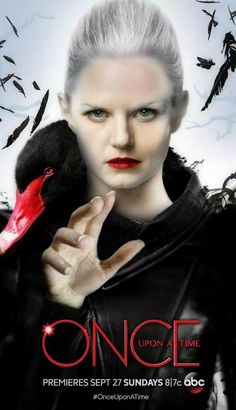 #OUAT _ The Dark Swan will rise.