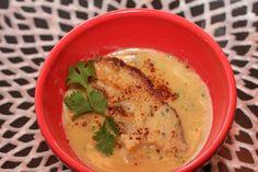 red lentil, parsnip & meyer lemon soup from melissa clarke