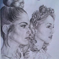 Perfect drawing by @TinistasRusia__ @TiniStoessel @Mechilambre
