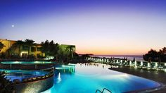 La piscine du Sirenis Hotel Club Aura en Espagne
