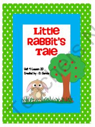 Journeys First Grade Little Rabbit's Tale Journeys First Grade, Rabbit Tale, Word Map, The Sky Is Falling, Word Sentences, Compound Words, Teacher Notebook, Spelling Words, Small Groups