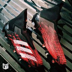 10 New 'Perfect' Pics - All-New Next-Gen Adidas Predator 2020 Debut Boots Leaked - Footy Headlines Adidas Soccer Boots, Adidas Football, Football Shoes, Football Cleats, Soccer Shoes, Predator Football Boots, Adidas Predator, Womens Soccer Cleats, Adidas High Tops