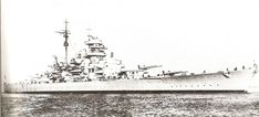 15 in battleship Bismarck - probably the most famous capital ship of WW2, though her operational career in May 1941 lasted less than a week.  Her remorseless hunting down by an avenging Royal Navy after the destruction of iconic battlecruiser HMS Hood is one of the great naval sagas of all time.