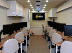 Toledo-Lucas County (Ohio) Public Library, Classroom on Wheels.