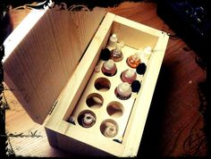Smexy Vapes: eLiquid Steep Box