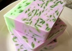 Blooming Lilac Goat Milk Soap Glycerin Soap by TheLittleSoapStore, $6.25