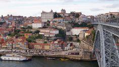 Muita estrela nessa foto! A ponte d. Luis, a Ribeira, a Sé .... Todo amor da vida!