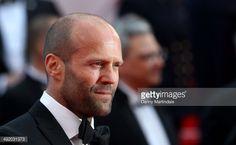 Photo d'actualité : Jason Statham attends 'The Expendables 3'...