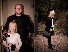 9-Year-Old Wedding Photographer That Brides Are Demanding