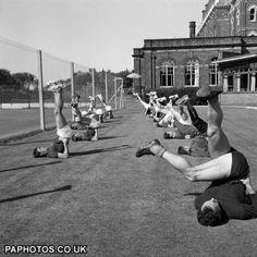 Soccer - World Cup England 1966 - Hungary Training