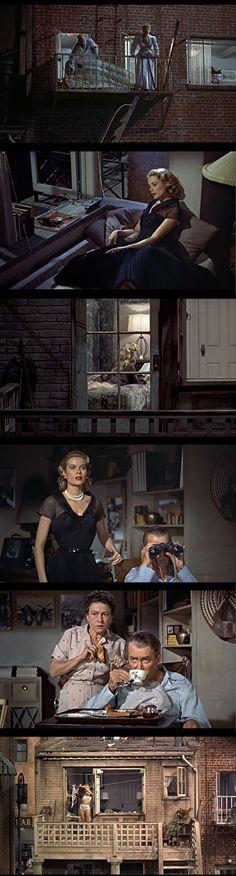 Rear Window, Alfred Hitchcock