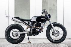 Yamaha WT200 by Wolf Moto