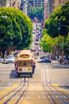 San Francisco ve Gezi Durakları