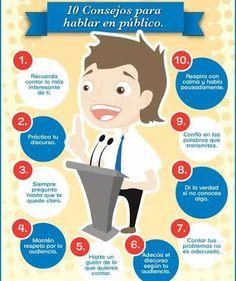 ¿Miedo escénico? 10 Secretos para hablar en publico.
