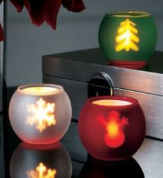 Holiday Charm™ Tealight Globes $12 set of 3 (Reg 24.95) www.PartyLite.biz/NikkiHendrix