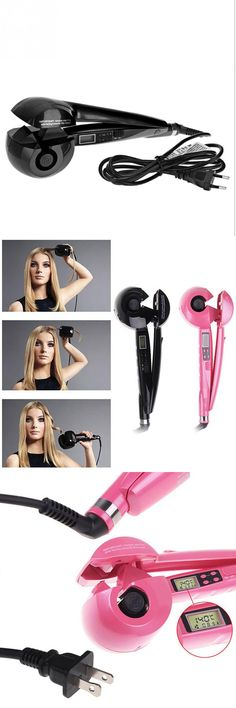 [Visit to Buy] Hot sale Professional Balance Hair Curler and Automatic Hair Curlers Curling Iron with Ceramic Hair Salon hair care styling  #Advertisement