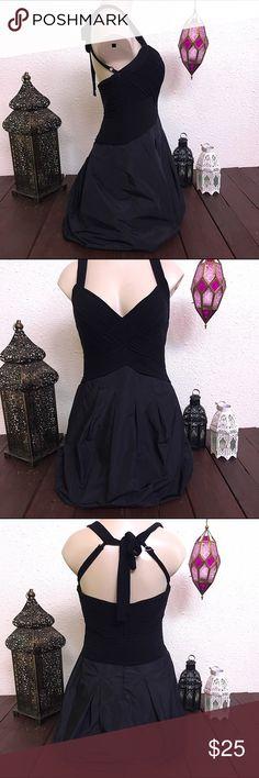 BCBGmaxazria Black cocktail dress BCBGmaxazria Black cocktail dress BCBGMaxAzria Dresses Mini