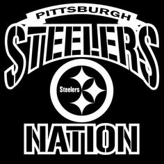 Pittsburgh Steelers NATION NFL Vinyl Car Decal 100% Weather Proof 6 Life #CUSTOMDECAL #PittsburghSteelers