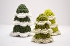 ari crochet & craft: Crochet Advent Calendar: Christmas tree