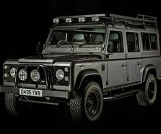 West Coast Land Rover Defender