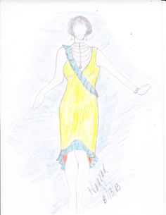 Designs waiting to be created from the mind of Sonya Marie Haggan