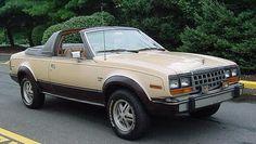 1981 AMC Eagle Convertible