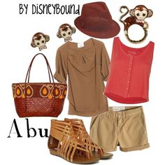 Abu fashion from Aladdin