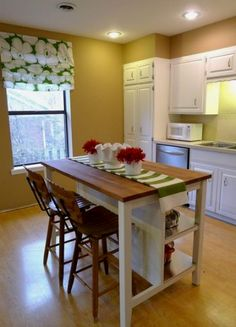 Kitchen Island With Seating Ikea. This amazing image collections about Kitchen Island With Seating Ikea is available to save. We collect this wonderful photo Kitchen Island Makeover, Kitchen Island Storage, Kitchen Ikea, Kitchen Island With Seating, New Kitchen, Kitchen Dining, Kitchen Decor, Kitchen Black, Kitchen Small