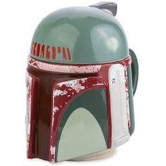 Collectables - Star Wars Boba Fett 3D Coffee Mug