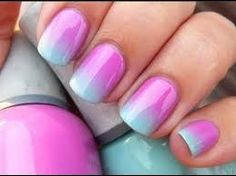 Cute nail designs go on Instagram and search nail and watch 15 second vids