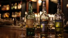 Three generations of #Chartreuse in one handy photo. #BestBarsInAmerica @TheOakland