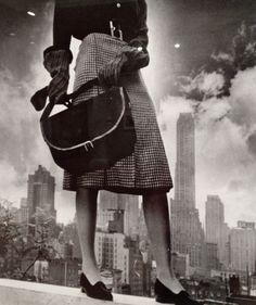 John Rawlings. American Vogue, July 1942