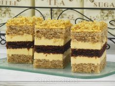 American Cheesecake, Polish Recipes, Homemade Cakes, Sweet Recipes, Food And Drink, Cooking Recipes, Sweets, Baking, Ethnic Recipes