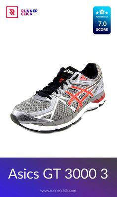 Asics GT 3000 3 Running Equipment, Long Distance Running, Asics Gt, Asics Running Shoes, Workout Shoes, Things That Bounce, Ads, Website, Classic