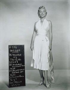 Dress by Travilla