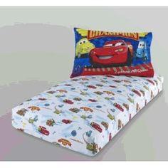 Amazon.com: Disney Cars 2 Piece Toddler Sheet Set *Luigi, Mcqueen, Mater, Guido*: Baby