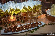 Mesa de Postres Boda / Wedding Dessert Table / Photography by: Diana Zuleta / visita: dzuletafotografiadebodas.com