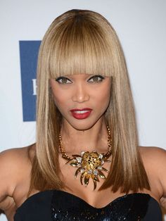 tyra banks   TYRA BANKS at 55th Annual Grammy Awards Pre-Grammy Gala in Los Angeles