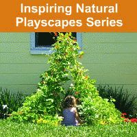 How to create irresistible outdoor play spaces for children.