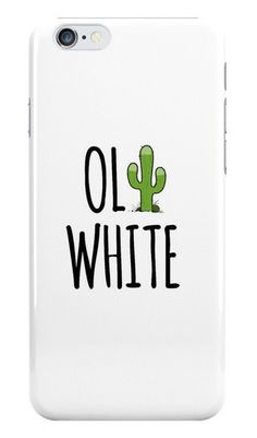Our Oli White Cactus Phone Case is available online now for just £ 5.99.    Fan of British YouTuber Oli White? You'll love this cactus, Oli White inspired, phone case.    Material: Plastic, Production Method: Printed, Authenticity: Unofficial, Weight: 28g, Thickness: 12mm, Colour Sides: White, Compatible With: iPhone 4/4s | iPhone 5/5s/SE | iPhone 5c | iPhone 6/6s | iPhone 7 | iPod 4th/5th Generation | Galaxy S4 | Galaxy S5 | Galaxy S6 | Galaxy S6 Edge | Galaxy S7 | Galaxy S7 Edge | Galaxy…