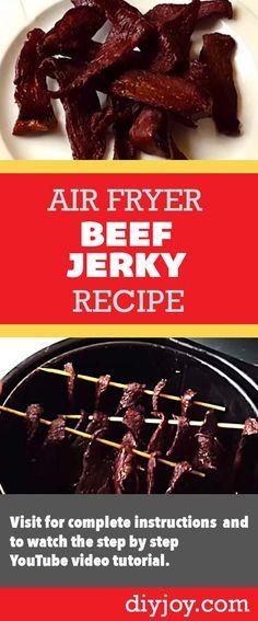 Jerky Recipes, Roast Beef Recipes, Crockpot Recipes, Snack Recipes, Cooking Recipes, Snacks, Chicken Recipes, Dessert Recipes, Making Beef Jerky