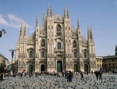 Catedral de Milán o Duomo.