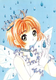 CLAMP - Card Captor Sakura 【Sakura】