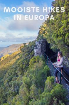 Mooiste hikes in Europa. Hiking Europe, Hiking Tours, Bergen, Travel Slogans, Places To Travel, Places To See, Europa Tour, Travel General, Europe Holidays