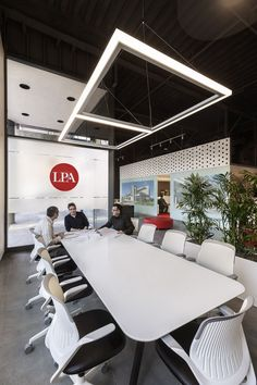 LPA Office – San Jose, CA. LPA developed a collaborative and sustainable office for their operations in San Jose, California.