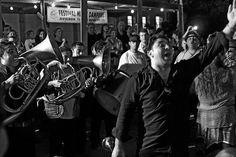 Gypsy brass band