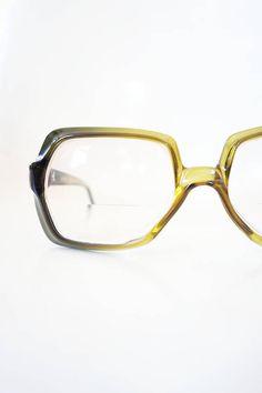0e8974630d 1960s Mens Square Eyeglasses - Mens NOS Vintage Optical Frames - 1960s Mod  Glasses - Mens Mad Men Style - Authentic Vintage Eyeglasses