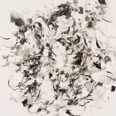 Karl Pilato, 42 x 42 in., watercolor on paper, 2017, untitled w17-4